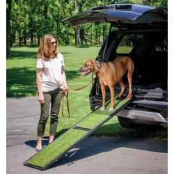 Natural-step Pet Ramp, Black