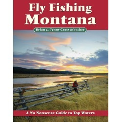 No Nonsense Guide To Fly Fishing Montana found on Bargain Bro India from Orvis for $28.95