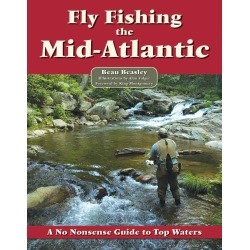 No Nonsense Guide To Fly Fishing The Mid Atlantic found on Bargain Bro India from Orvis for $35.00