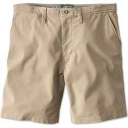 Heritage Chino Shorts, Desert Khaki, 36 found on Bargain Bro India from Orvis for $79.00