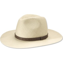 Panama Straw Hat / Sandestin Panama Straw Hat, Natural, S/M found on Bargain Bro Philippines from Orvis for $119.00