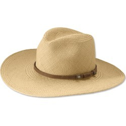 Saltwater Panama Straw Hat, S/M found on Bargain Bro Philippines from Orvis for $119.00