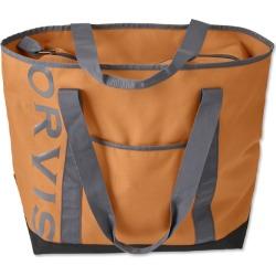 Orvis Nylon Tote, Orange found on Bargain Bro from Orvis for USD $29.64