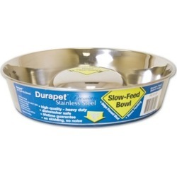 Durapet Slow Feed Bowl Small 2 cups, 1.97