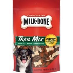 Milk Bone Trail Mix Dog Treats 9-oz