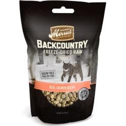 Merrick Backcountry Freeze Dried Grain-Free Raw Salmon Cat Treats 1-oz