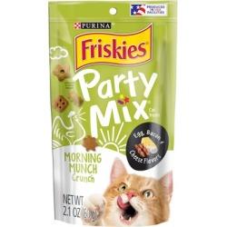 Friskies Party Mix Morning Munch Cat Treats 2.1-oz
