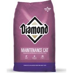 Diamond Maintenance Formula Dry Cat Food 40 Lbs