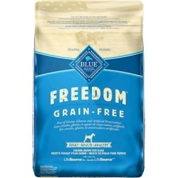 Blue Buffalo Freedom Grain-Free Adult Chicken Recipe 11 lb