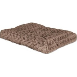 MidWest Quiet Time Ombre Swirl Mocha Pet Bed 21' x 12' found on Bargain Bro India from PetCareRx for $11.99