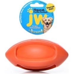 JW iSqueak Funble Football Medium found on Bargain Bro Philippines from PetCareRx for $6.57