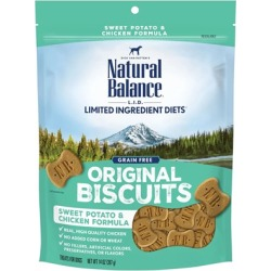 Limited Ingredient Treats Potato & Duck (14 oz)