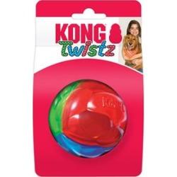 Kong Twistz Ball Dog Toy Large
