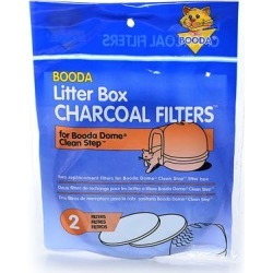 Booda Clean Step Filters 2Pk 2-pack