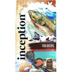 Inception Fish Recipe Dry Dog Food 4-lb