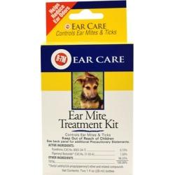R-7M Ear Mite Treatment 2 bottles of 1 oz