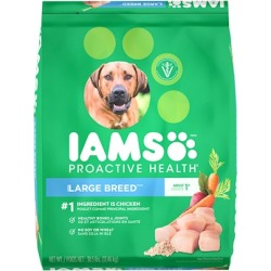 Iams ProActive Health Adult Large Breed Dry Dog Food 15-lb