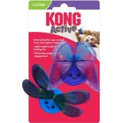 KONG Cat Active Capz Cat Toys 2-Pk