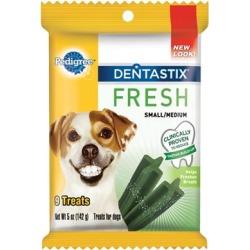 Pedigree Dentastix Fresh Toy/Small (21 Treats)