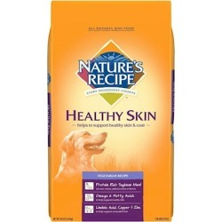 Nature's Recipe Healthy Skin Vegetarian Recipe 30lb bag