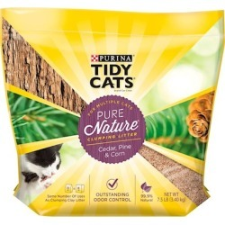 Tidy Cat Pure Nature Cat Litter 12-lb