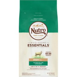Nutro Wholesome Essentials Puppy Pasture-Fed Lamb & Rice Dry Dog Food 5-lb