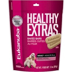 Eukanuba Healthy Extras Adult Weight Control Biscuits 12-oz