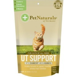 Pet Naturals UT Support for Cats 60 chews found on Bargain Bro Philippines from PetCareRx for $8.24