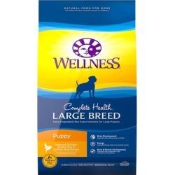 Wellness Super5Mix Large Breed Puppy Health Dry Dog Food 30 Lb bag