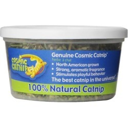 OurPets Cosmic Natural Catnip 0.5 oz found on Bargain Bro Philippines from PetCareRx for $3.33
