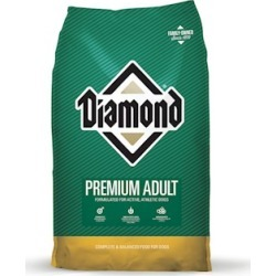 Diamond Premium Adult Formula For Dogs 40 Lbs