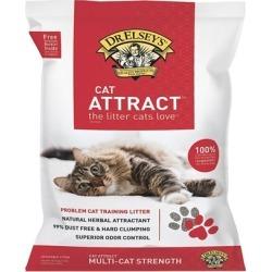 Dr. Elsey's Precious Cat Attract Cat Litter 20 lb. Bag