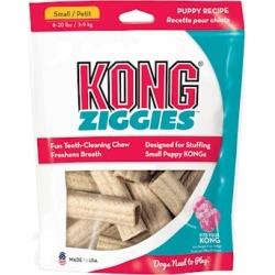 Kong Puppy Ziggies Small