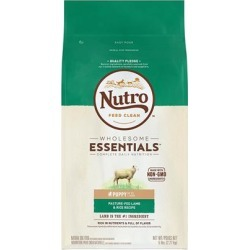 Nutro Wholesome Essentials Puppy Pasture-Fed Lamb & Rice Dry Dog Food 15-lb