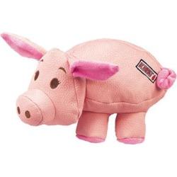 KONG Phatz Pig Plush Dog Toy X-Small
