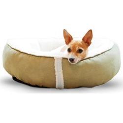 K & H Pet Products Sleepy Nest Pet Bed Medium: 24' x 24'