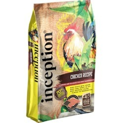 Inception Chicken Recipe Dry Dog Food 27-lb