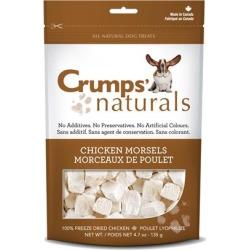 Crumps Naturals Chicken Morsels Dog Treats 10-oz