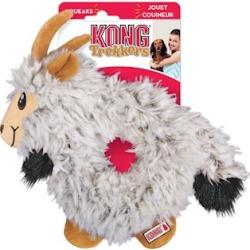 Kong Trekkers Goat Dog Toy Small/Medium