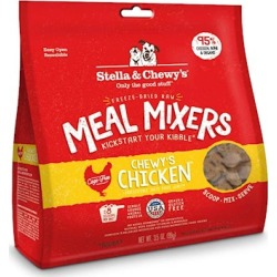 Stella & Chewy's Freeze-Dried Chewy's Chicken Meal Mixers for Dogs 8 oz