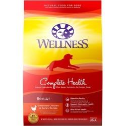 Wellness Super5Mix Just for Senior Dry Dog Food 30 Lb bag