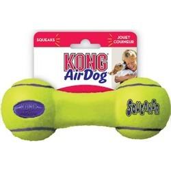 Kong Air Dog Squeaker Dumbbell Medium 7'
