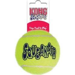 Kong Air Dog Squeaker Tennis Ball 1 Ball