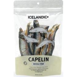 Icelandic+ Capelin Whole Fish Dog Treats 2.5-oz