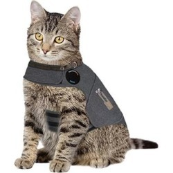 Thundershirt for Cats Grey, Large Cats