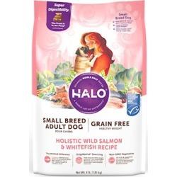 Halo Grain Free Natural Dry Dog Food