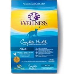 Wellness Complete Health Deboned Chicken, Chicken Meal and Rice Recipe 12lb bag