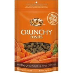 Nutro Crunchy Treats Carrot 10 oz