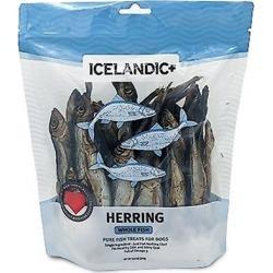Icelandic+ Herring Whole Fish Dog treats 3-oz