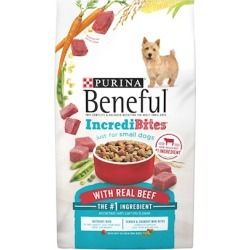 Purina Beneful IncrediBites Dry Dog Food 15.5 Lb bag